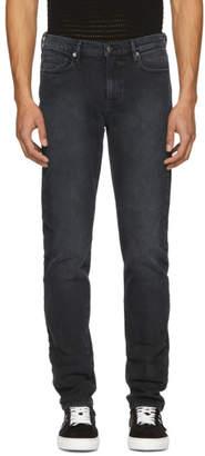 Frame Black LHomme Skinny Jeans