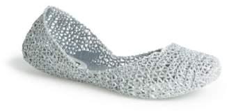Melissa 'Campana Papel V' Glitter Flat