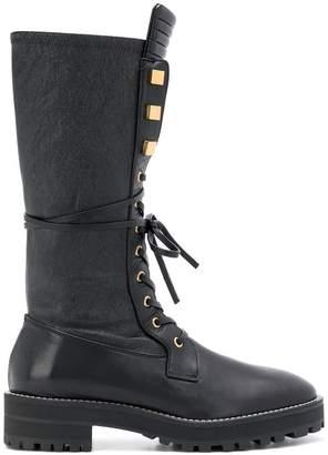 Stuart Weitzman Elspeth mid-calf boots