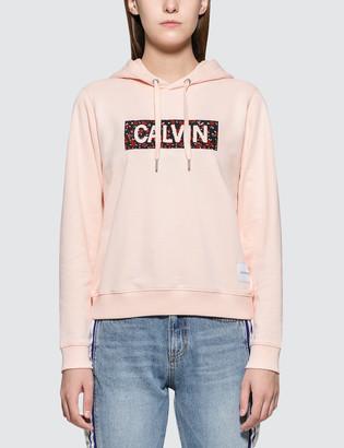 Calvin Klein Jeans Fashion Graphic Hoodie