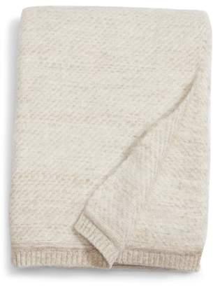Jenni Kayne Loom Alpaca Blend Throw Blanket