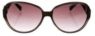 Max Mara Butterfly Gradient Sunglasses