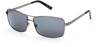 Tommy Hilfiger Gunmetal Brody Navigator Sunglasses