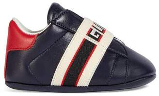 Gucci Baby Ace sneaker with stripe