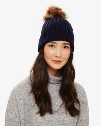 Phase Eight Tori Pom Pom Hat