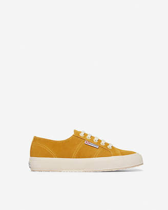 Express Superga Suede Sneakers