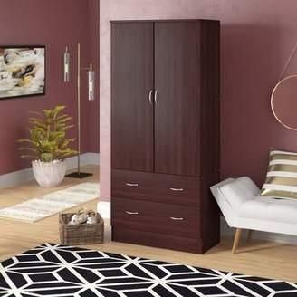 Ebern Designs Guerrera Wardrobe Armoire Ebern Designs