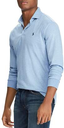 Polo Ralph Lauren Classic Fit Soft-Touch Long Sleeve Polo Shirt