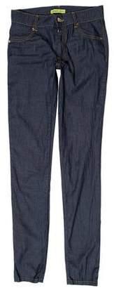 Versace Mid-Rise Pants