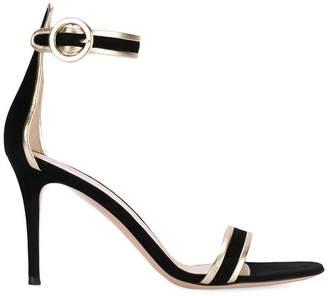 Gianvito Rossi Ankle Strap 'Portofino' Sandals