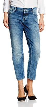 Mexx Women's Tapered Jeans - Blue