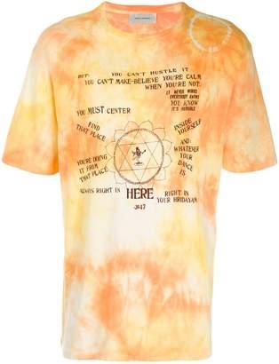 Wales Bonner tie dye T-shirt