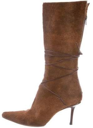 Jimmy Choo Pony Hair boots