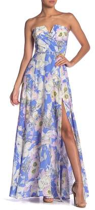 Yumi Kim Mischief Silk Maxi Dress