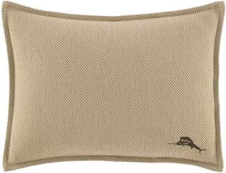 Tommy Bahama Stripe Canvas Accent Pillow