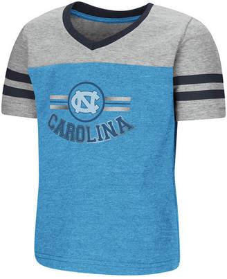 Colosseum North Carolina Tar Heels Pee Wee T-Shirt, Toddler Girls (2T-4T)