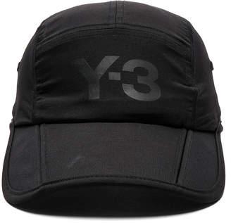 Yohji Yamamoto Y 3 Foldable Cap