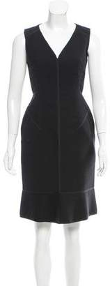J. Mendel Sleeveless Wool Dress w/ Tags