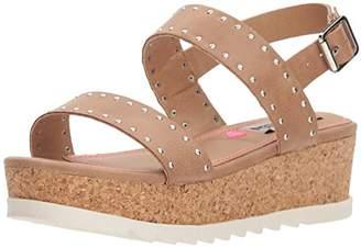 Steve Madden Girls' Jkrista Wedge Sandal