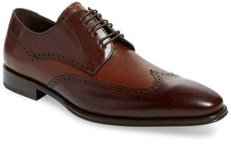 Mezlan Derby Leather Shoe