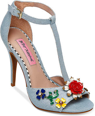 Betsey Johnson Lenox Dress Sandals