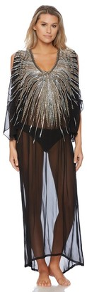 LUXE by Lisa Vogel Show Stopper Tunic $298 thestylecure.com
