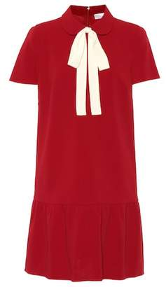 RED Valentino Crêpe shift dress