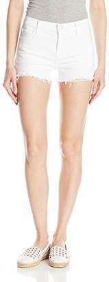 J Brand Jeans Women's 1044 Mid Rise Short