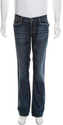 DSQUARED2 Five-Pocket Bootcut Jeans