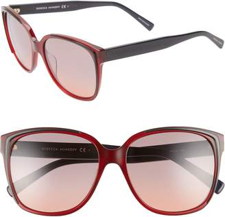 Rebecca Minkoff Jane1 57mm Sunglasses