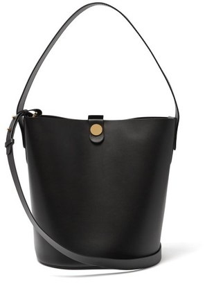 Sophie Hulme Swing Large Bucket Bag - Womens - Black