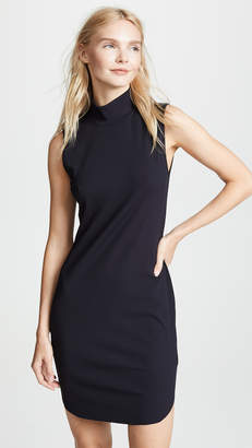 Lanston Turtleneck Mini Dress