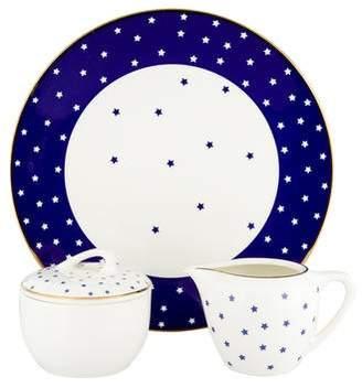 Richard Ginori 3-Piece Manifattura di Laveno Tableware Set