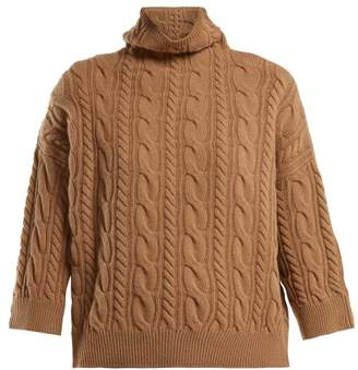 Max Mara - Fungo Sweater - Womens - Camel