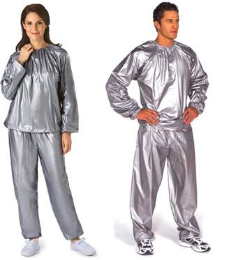 Pure Aid Sauna Suit