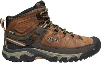 Keen Targhee III Mid Leather Waterproof Hiking Boot - Men's