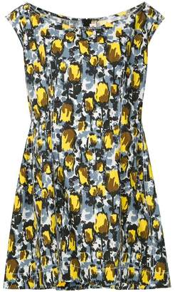 Marni floral tunic