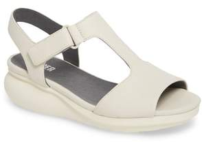 Camper Balloon Wedge Sandal