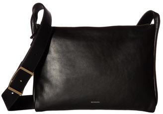 Skagen - Anesa Slim Crossbody Cross Body Handbags $175 thestylecure.com