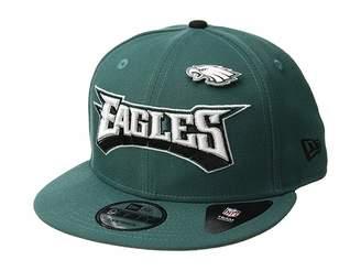 New Era Philadelphia Eagles Pinned Snap