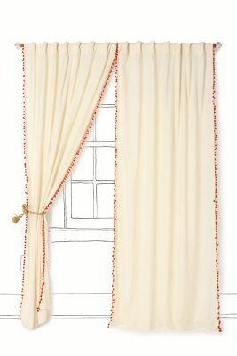Anthropologie Toorie Curtain