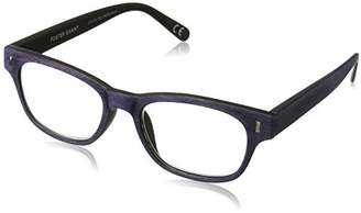 Foster Grant Women's Adeline 1017547-150.COM Wayfarer Reading Glasses