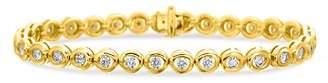 Oasis Gumuchian 18K Yellow Gold Diamond Bracelet