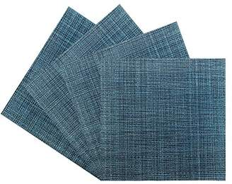 Benson Mills PM Tweed Woven Vinyl Placemat (Set of 4)