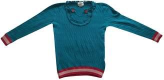 Gucci Multicolour Silk Top