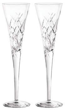Vera Wang Gianna Encore Toasting Champagne Flute Glass