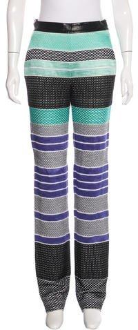 Missoni Striped Straight-Leg Pants