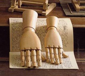 Roost Artist Hand Models