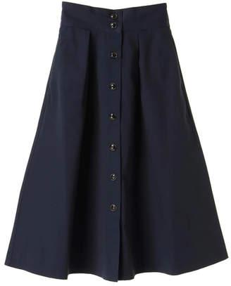 American Holic (アメリカン ホリック) - AMERICAN HOLIC ・フロントボタンフレアスカート