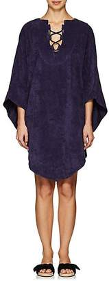 Eres WOMEN'S BEATRIX COTTON FRENCH TERRY PONCHO - 00691-SLOW